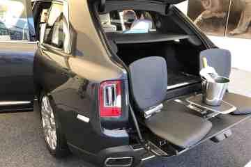 Cullinan: Rolls-Royce zeigt in Goodwood seinen ersten Geländewagen