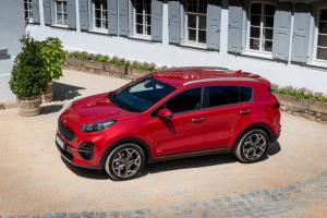 Der Kia Sportage im Modelljahr 2019