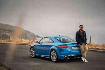 Audi TT - Facelift für die Design-Ikone