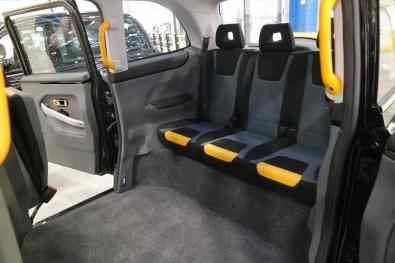 London Taxi-Prototyp.