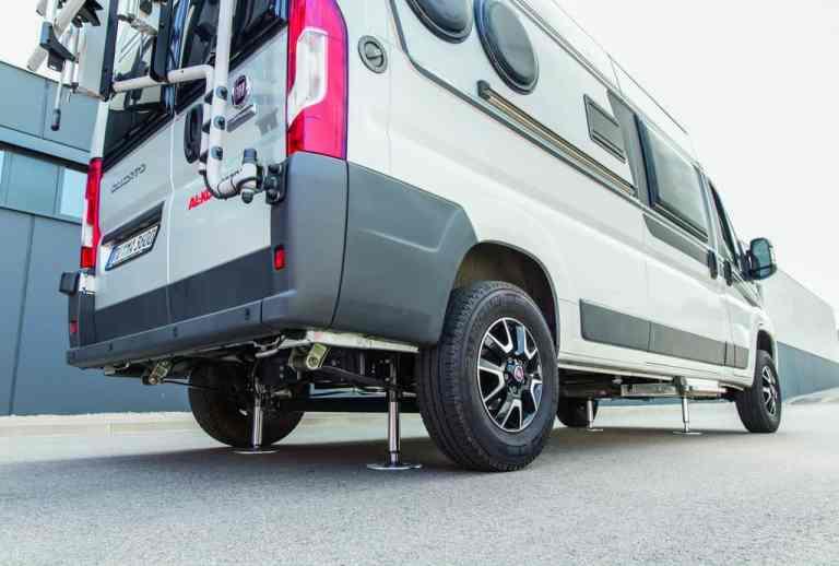 Al-Ko bietet vollautomatisches Nivelliersystem für Fiat Ducato