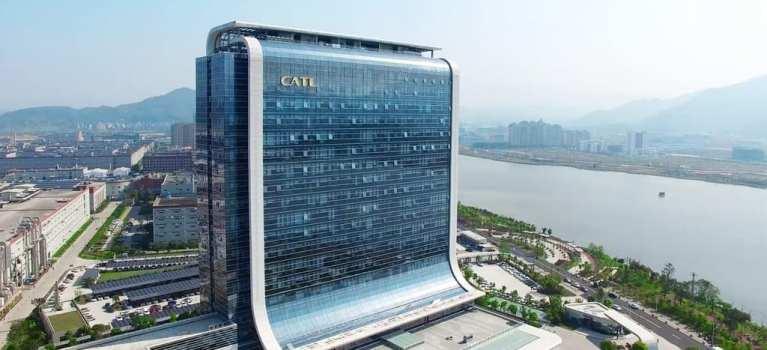 CATL errichtet erstes Werk außerhalb Chinas in Thüringen