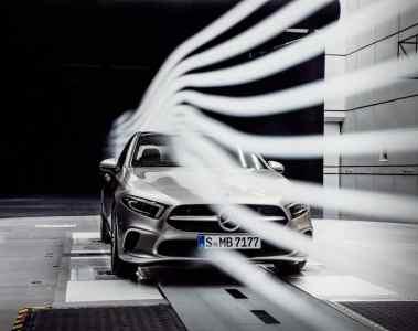 A-Klasse Limousine hält den Rekord: Aerodynamischer ist keiner