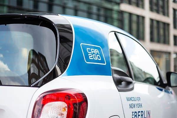 Carsharing-Apps: Offene Türen für Hacker