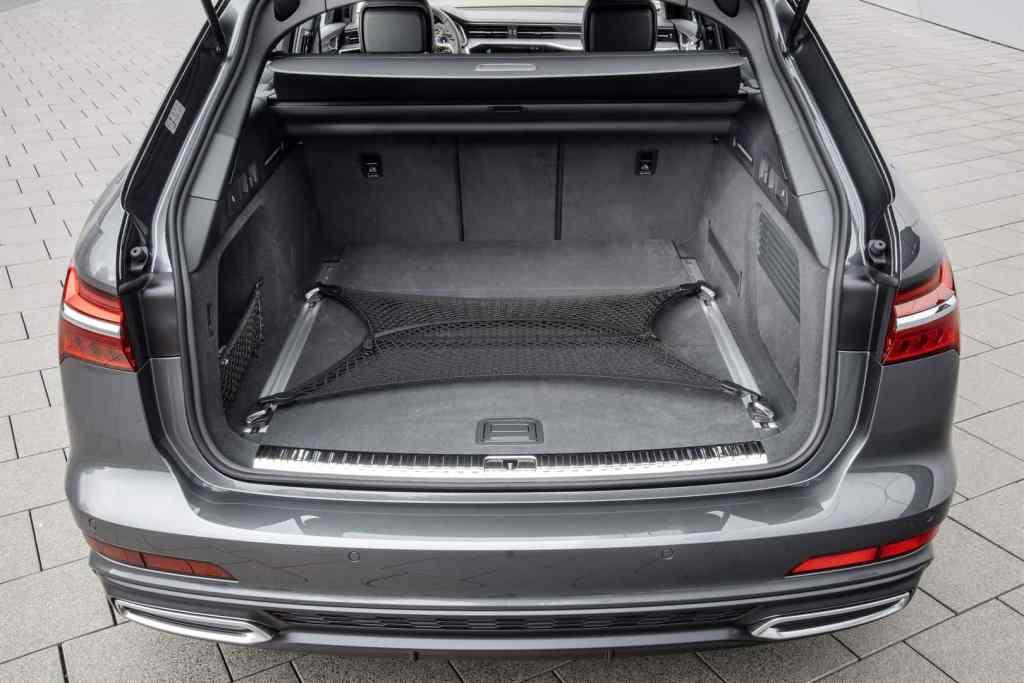 Der neue Audi A6 Avant: Kombi wie ein Shooting-brake