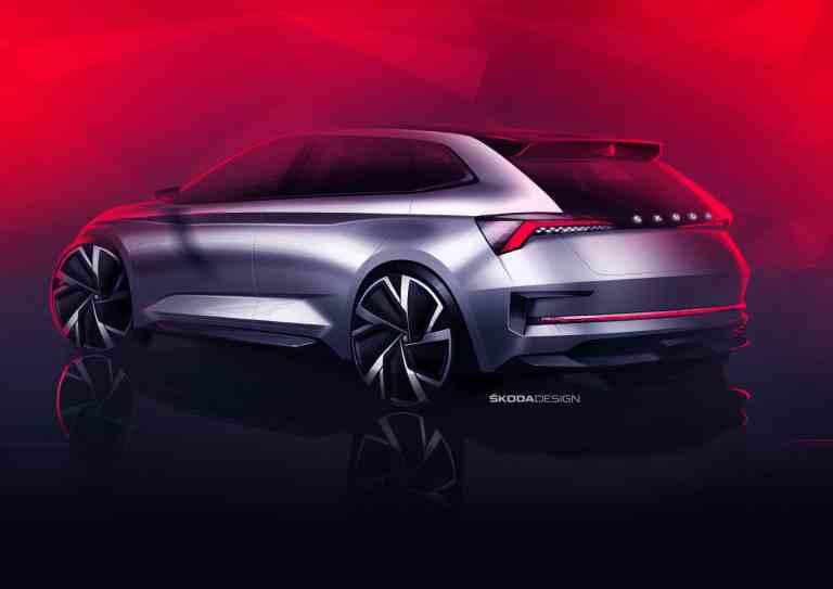 Paris Motor Show 2018: Škoda zeigt künftiges Kompaktfahrzeug