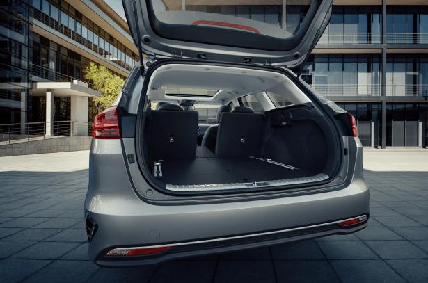 Neuer Kia Ceed Sportswagon mit XXL-Gepäckraum