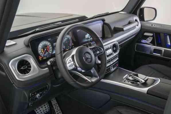 Mercedes-Benz G500 Brabus.