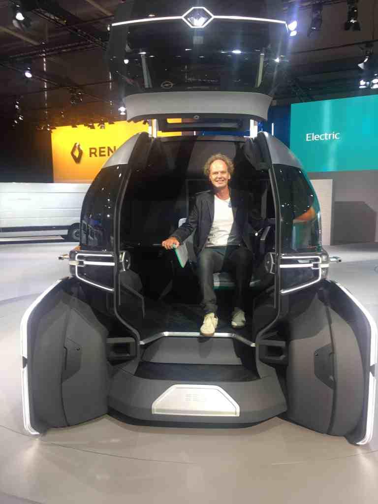 Jetzt kommen die Roboter-Auto