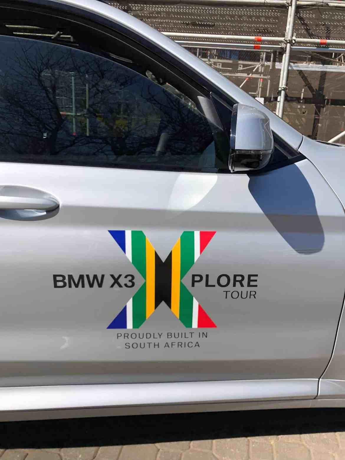 Das BMW X3 Werk in Rosslyn (Südafrika) - oder woher kommen eigentlich unsere Autos?