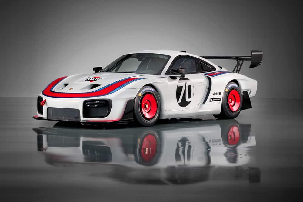Neuauflage des Porsche 935