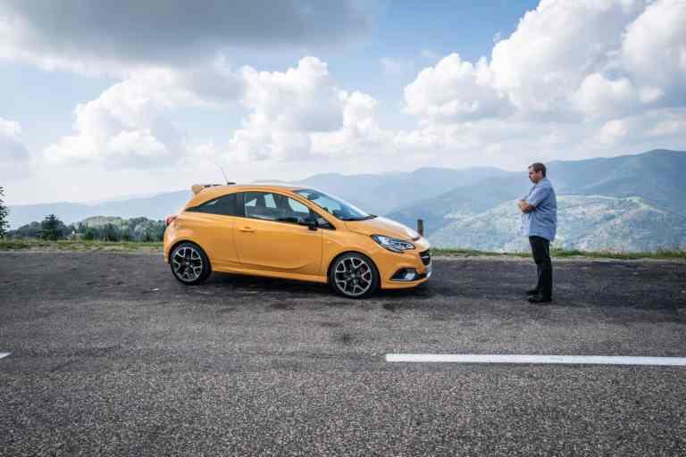 Der Kurven-Akrobat - Opel Corsa GSi im Fahrbericht