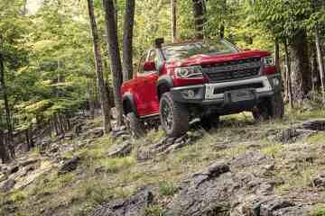 Chevrolet stellt Performance-Offroader vor