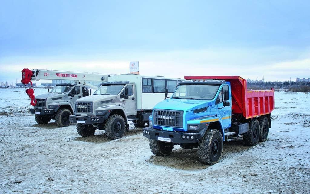 Russischer Nutzfahrzeughersteller GAZ will in den europäischen Markt