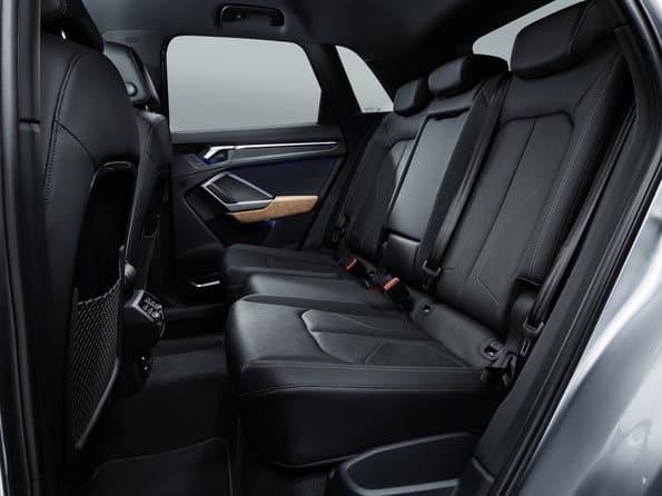 Der neue Audi Q3 - er kann Sportwagen und Reisemobil zugleich sein