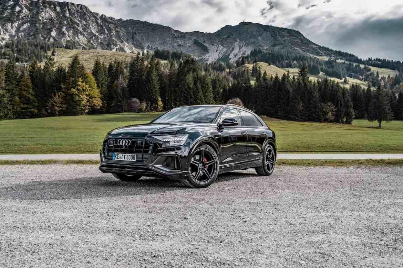 ABT pimpt den Audi Q8