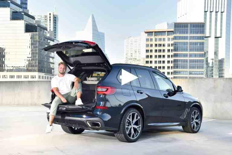 BMW X5 M50d xDrive (G05/400 PS) - Details   Beschleunigung   Sound im Bewegtbild