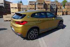 BMW X2 – Ungewöhnliches Lifestyle - Design aus Bayern