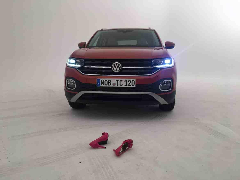Der neue VW T-Cross - weiteres SUV für die Stadt