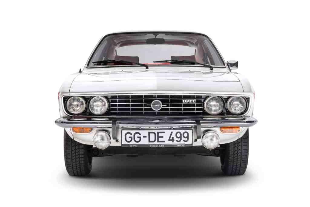 Opel bekommt wieder ein Manta-Gesicht