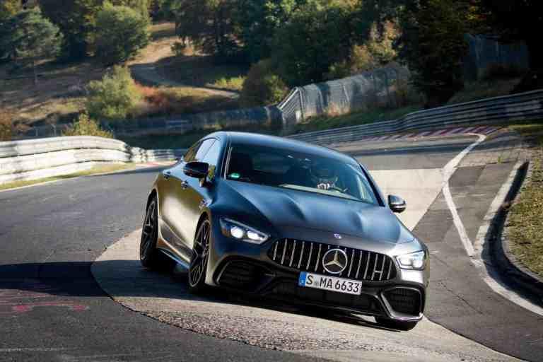 """Rundenrekord in der """"Grünen Hölle"""": Mercedes-AMG GT 63 S 4MATIC+"""