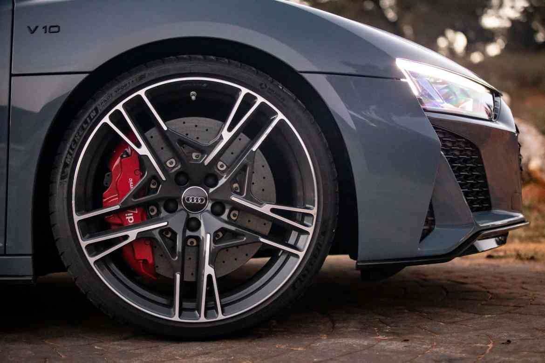 Audi R8 Facelift, Felge