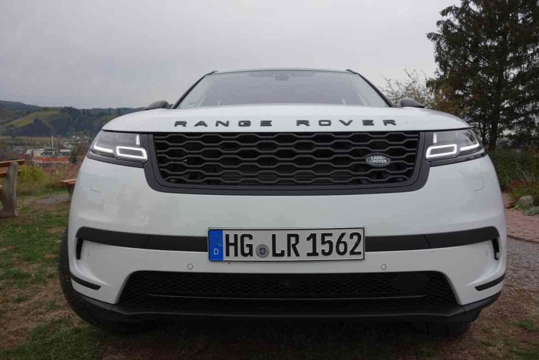 Range Rover Velar - Der Beau unter den sportlichen SUVs