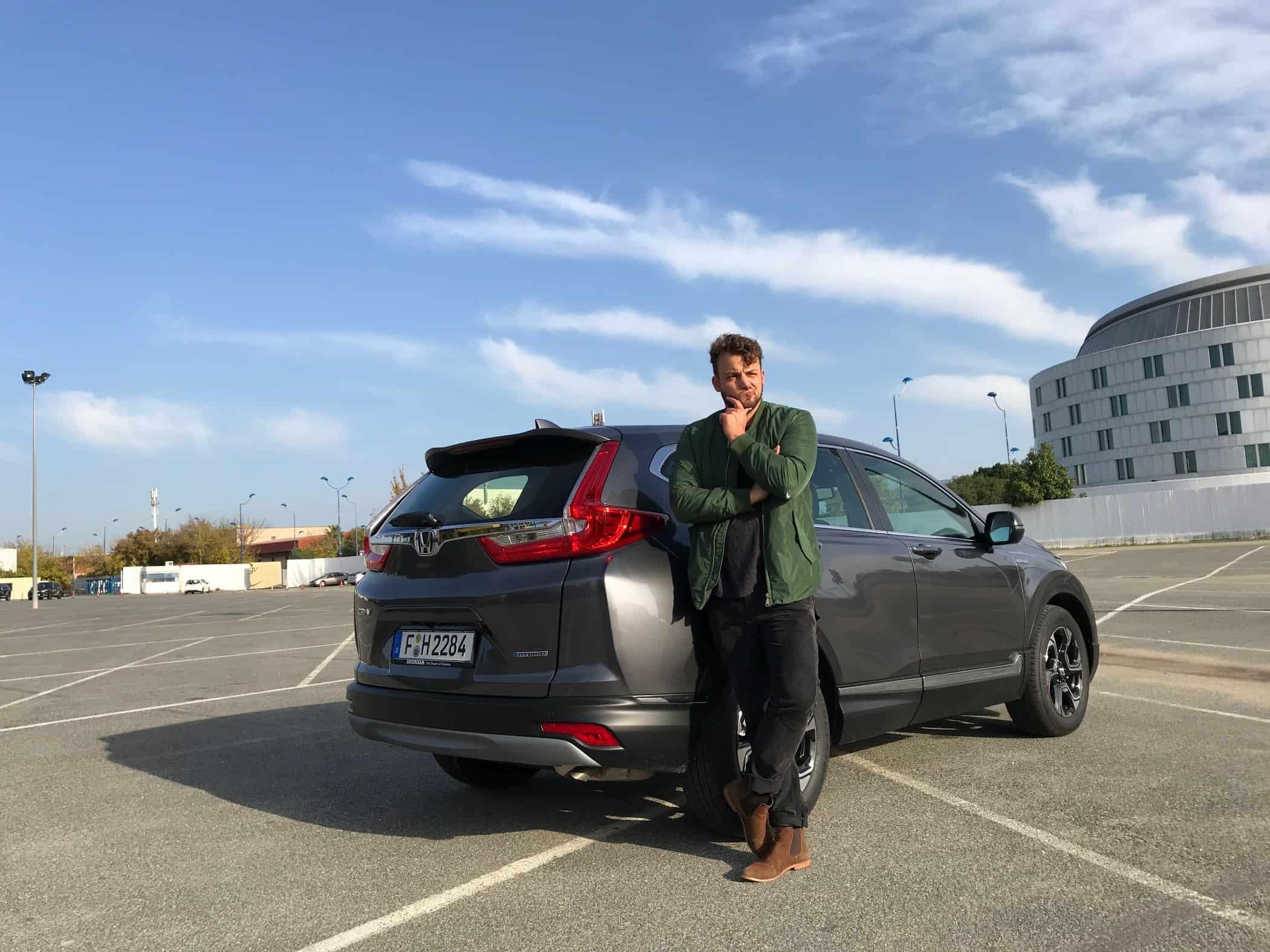 Honda CR-V , Jan Weizenecker