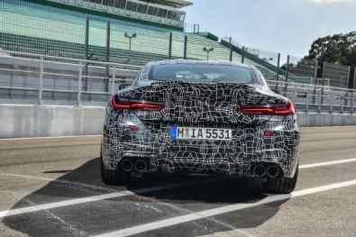 Der neue BMW M8