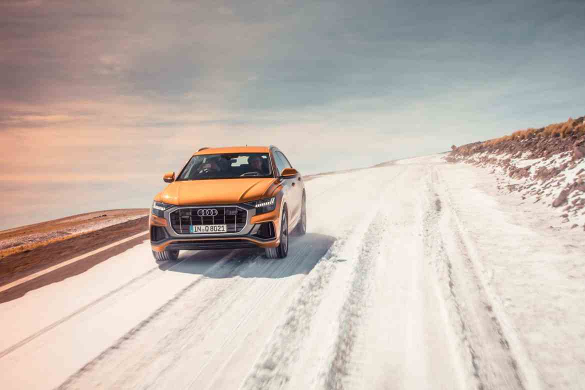 Audi Q8, Jan Weizenecker