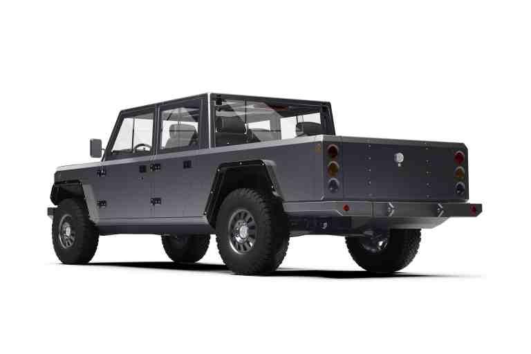 Bollinger B2 - Elektro Pick-up