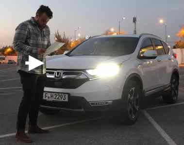 Honda CR-V 4WD Lifestyle - Ausführlicher Fahrbericht im Video
