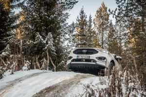 Weihnachtsmann im neuen Ford Edge gesichtet?