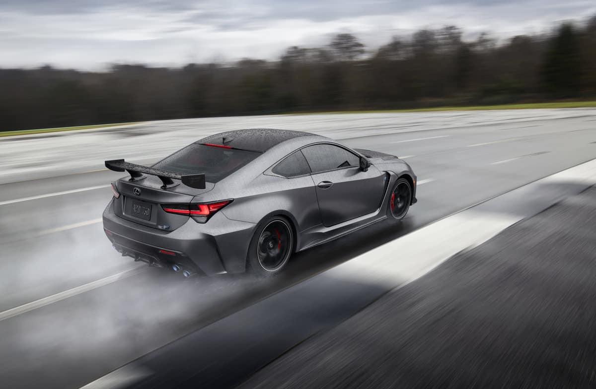 Lexus RC F Edition