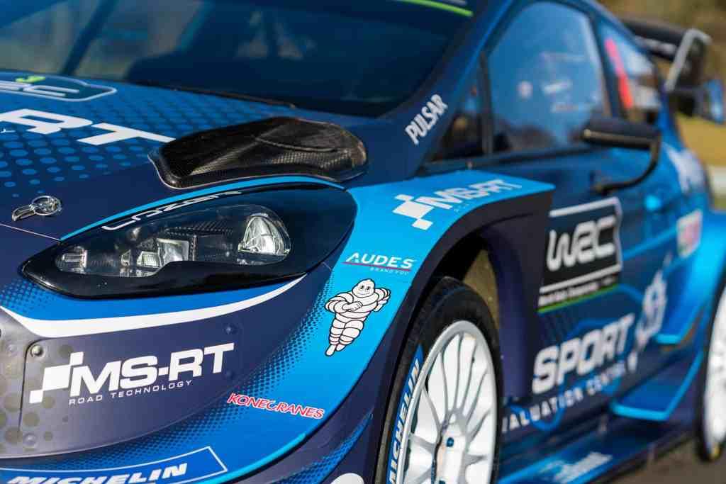 M-Sport Ford macht den Fiesta WRC schön