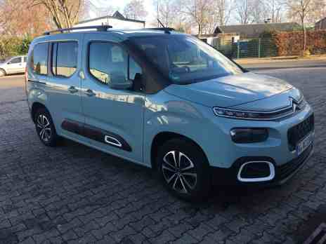 Citroën Berlingo, 2018