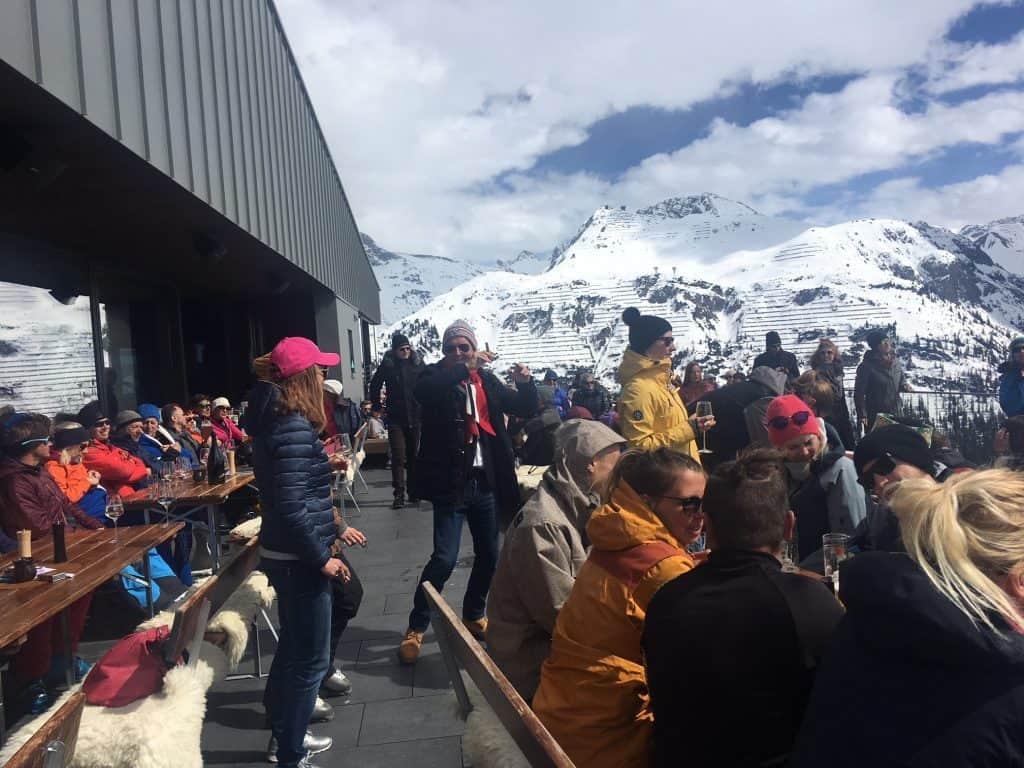 Tanzcafé Arlberg 2018