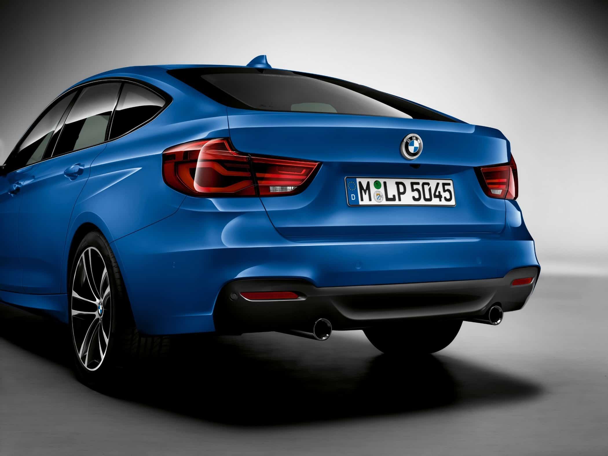 BMW 3er Gran Turismo (01/2019)
