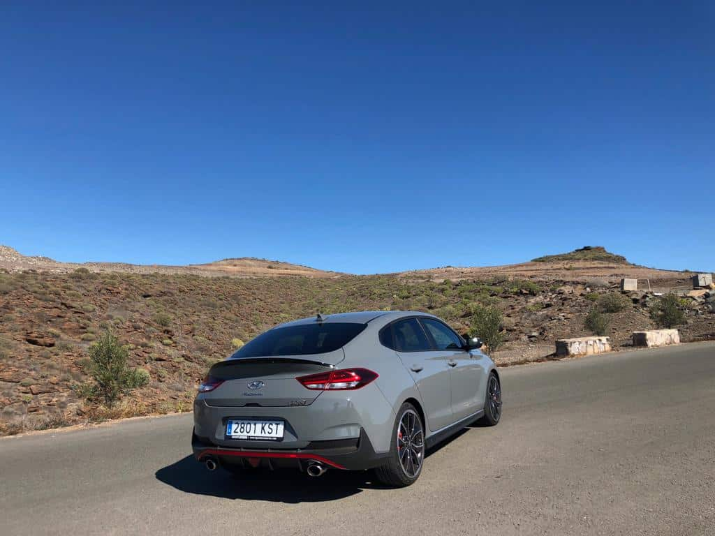 Hyundai i30 Fastback N Performance