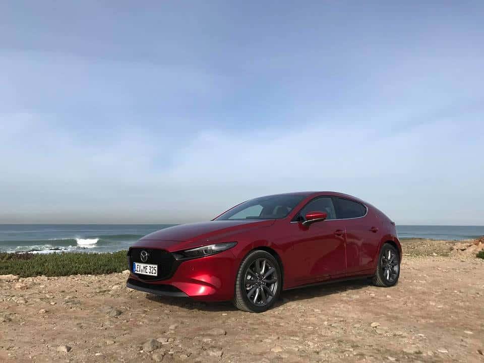 Mazda3 Diesel, Jan Weizenecker