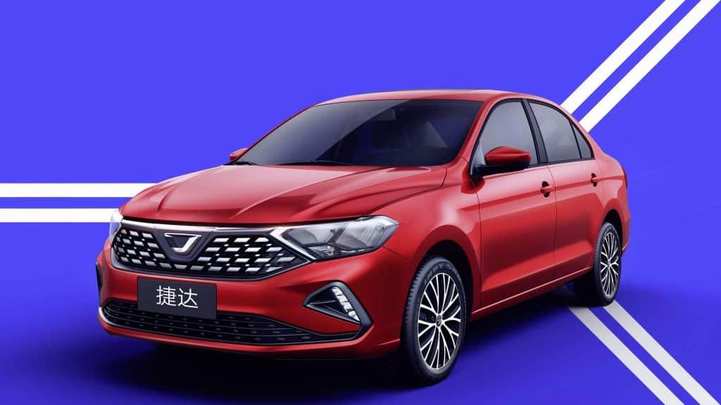 JETTA wird neue Marke von Volkswagen in China