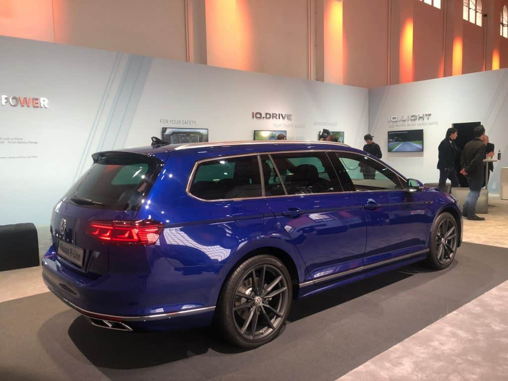 VW Passat Facelift B8 (2019)