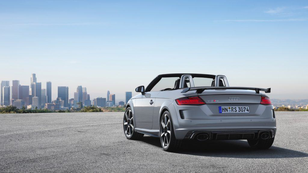 Audi TT RS Coupe / TT RS Roadster