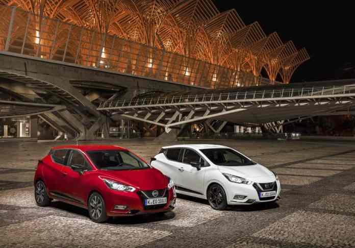 Nissan Micra mit neuen Motoren und N-Sport-Ausstattung