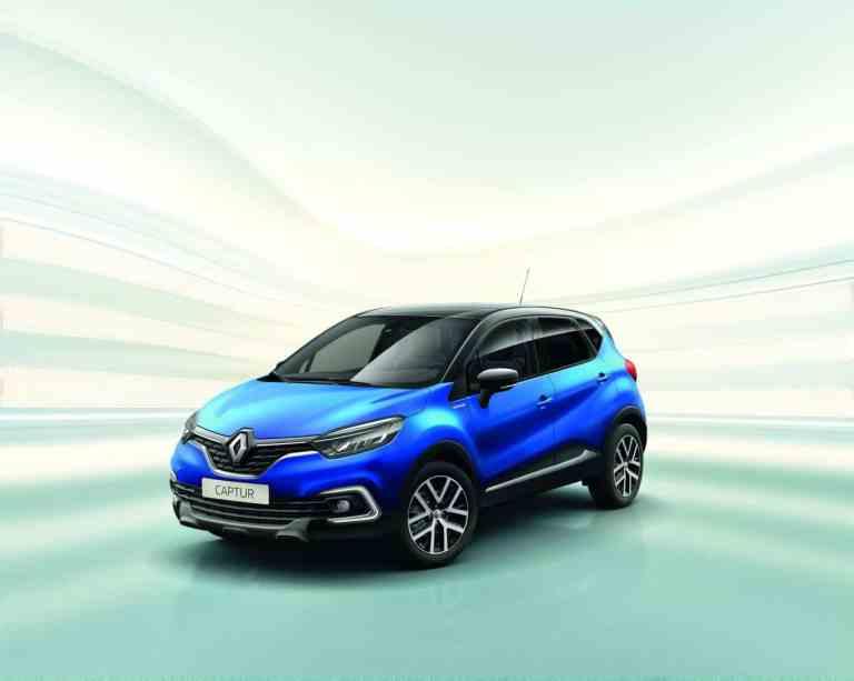 Renault Captur Version S