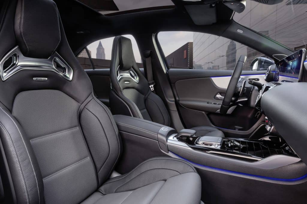 Mercedes-AMG A 35 4MATIC Limousine