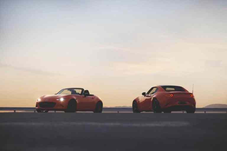 Mazda MX-5 30th Anniversary