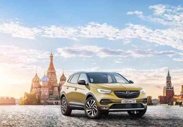 Opel- Russland