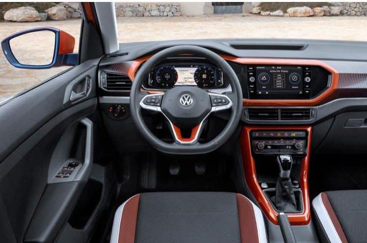 Der neue VW T-Cross 1.0 TSI (2019) - Fahrbericht im Video