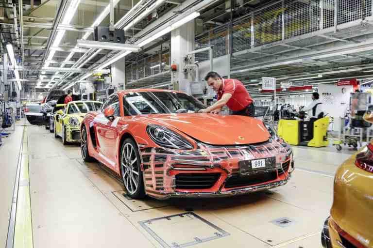 Porsche-Mitarbeiter erhalten für das Geschäftsjahr 2018 eine Sonderzahlung in Höhe von bis zu 9.700 Euro